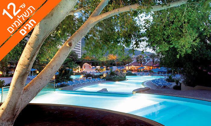6 חבילת נופש אולטרה הכול כלול לרודוס - מלון 5*, כולל חגים