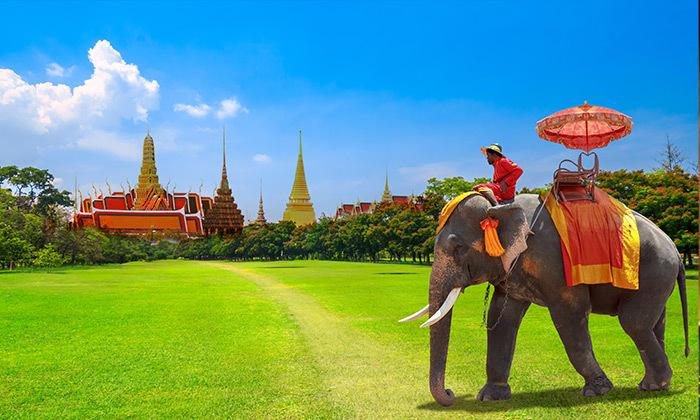 טיול מאורגן 13 ימים בתאילנד, כולל חגים