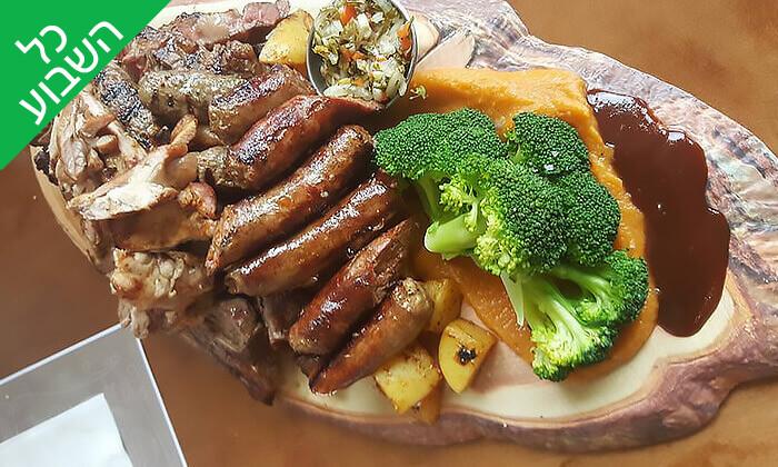 3 ארוחת בשרים זוגית במסעדת חנאן בצפון, מעלות-תרשיחא