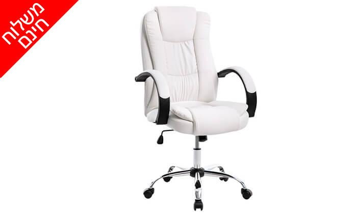 9 כיסא מנהל אורתופדי - משלוח חינם