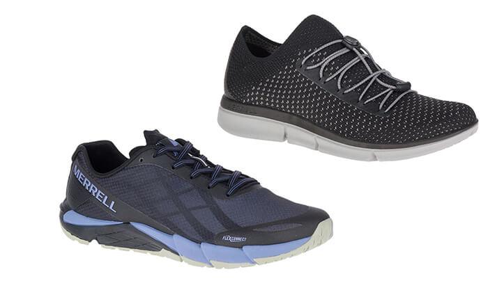 2 נעלי נשים MERRELL