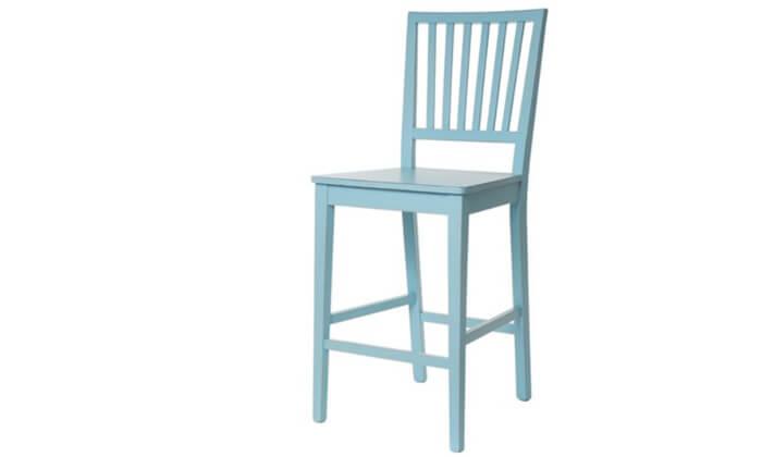 3 ביתילי: כיסא בר דגם אסיינדה דיסטרס