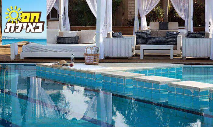 """8 סופ""""ש באילת: מלון אסטרל ויליג', כולל טיסות לרמון"""