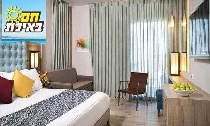 """9 סופ""""ש באילת: מלון אסטרל ויליג', כולל טיסות לרמון"""