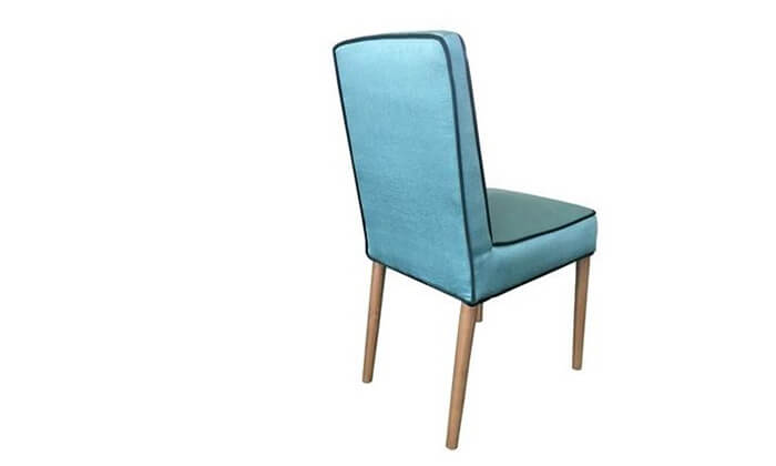 6 ביתילי: כיסא לפינת אוכל דגם פורטו