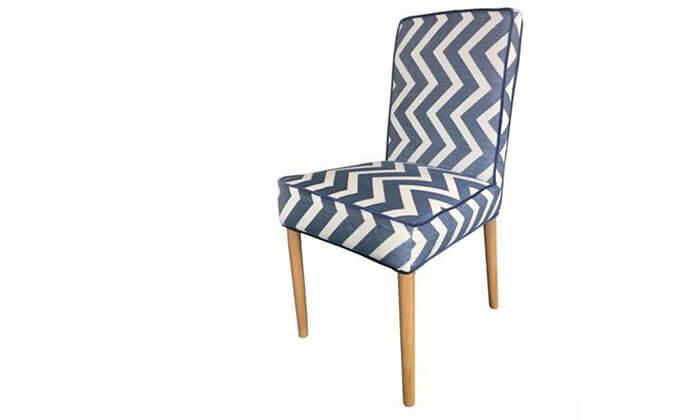 3 ביתילי: כיסא לפינת אוכל דגם פורטו