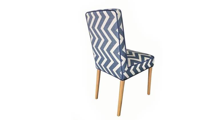 5 ביתילי: כיסא לפינת אוכל דגם פורטו
