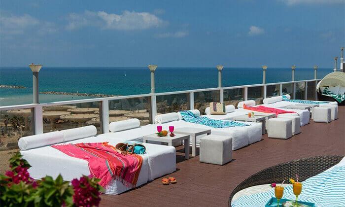 3 יום כיף במלון לאונרדו ארט תל אביב