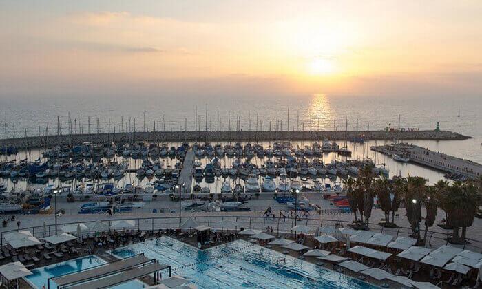 6 יום כיף במלון לאונרדו ארט תל אביב