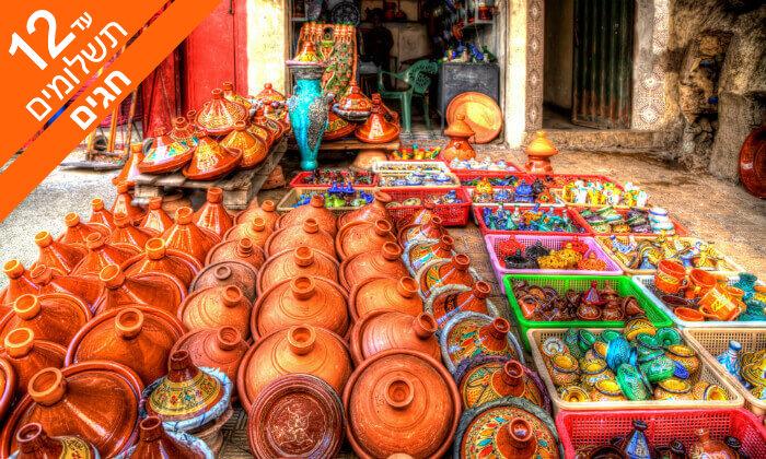 7 מרוקו - מסע אל בירות מרוקו, בין הרי הטודרה ומדבר הסהרה