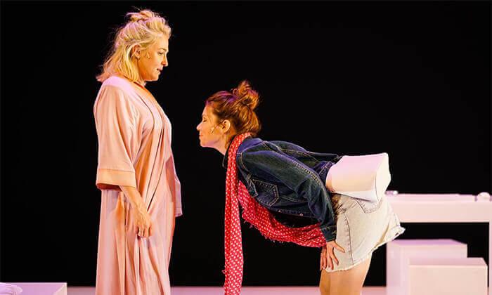 9 ההצגה הריון בתיאטרון הקאמרי - כרטיס למופע במגוון תאריכים