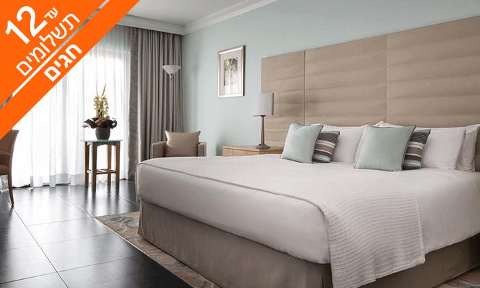 6 חופשה במלטה - מלון Intercontinental עם חוף פרטי