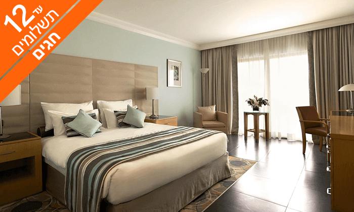 7 חופשה במלטה - מלון Intercontinental עם חוף פרטי