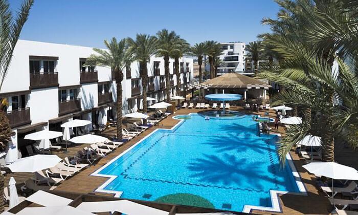 3 מלון לה פלאיה באילת - יום פינוק לזוג