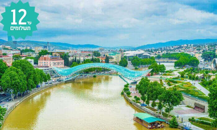 3 טיול מאורגן לגאורגיה - שומרי מסורת