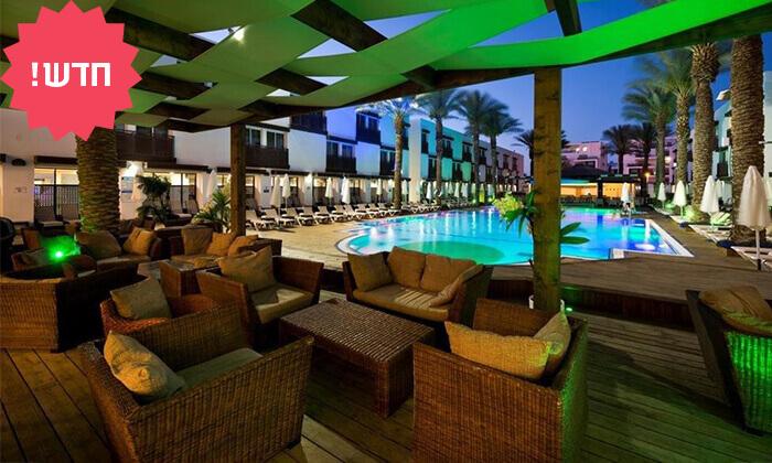 5 מלון לה פלאיה באילת - יום פינוק ליחיד