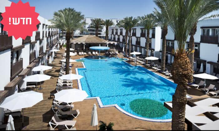 3 מלון לה פלאיה באילת - יום פינוק ליחיד