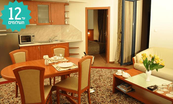 5 חבילת נופש לסופיה - מלון Legends