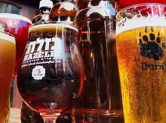 בירה ללא תחתית ב-Craft TLV
