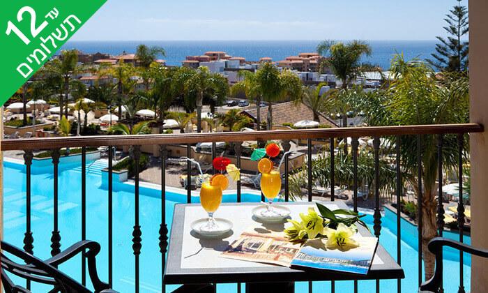 4 האי הספרדי טנריף - שמש כל השנה, ים כחול, חופים מדהימים ומלון 5* מפנק
