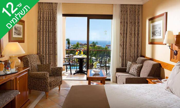 5 האי הספרדי טנריף - שמש כל השנה, ים כחול, חופים מדהימים ומלון 5* מפנק