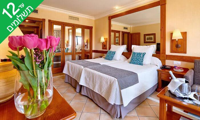 6 האי הספרדי טנריף - שמש כל השנה, ים כחול, חופים מדהימים ומלון 5* מפנק
