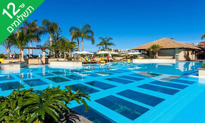 3 האי הספרדי טנריף - שמש כל השנה, ים כחול, חופים מדהימים ומלון 5* מפנק
