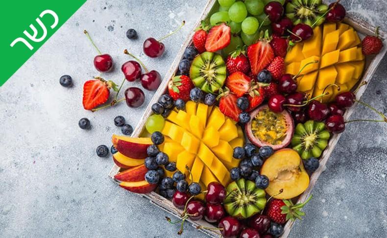 מגש פירות כשר, סאנדיי בראנץ'