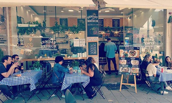 3 מגש פירות כשר מסאנדיי בראנץ', תל אביב