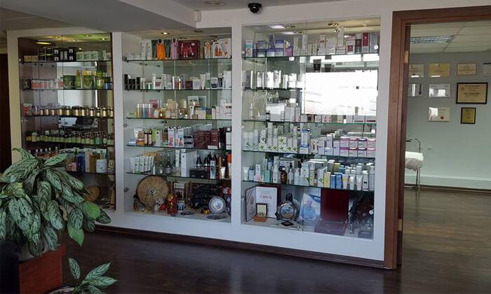 3 טיפולי פנים קוסמטיים בחיפה
