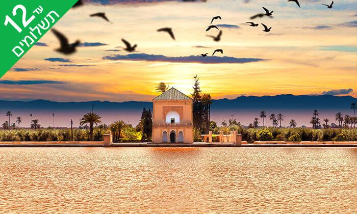 3 מאורגן 13 ימים במרוקו: מסע אל בירות מרוקו בין הרי הטודרה ומדבר הסהרה