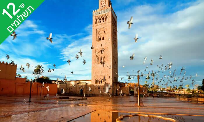 5 מאורגן 13 ימים במרוקו: מסע אל בירות מרוקו בין הרי הטודרה ומדבר הסהרה