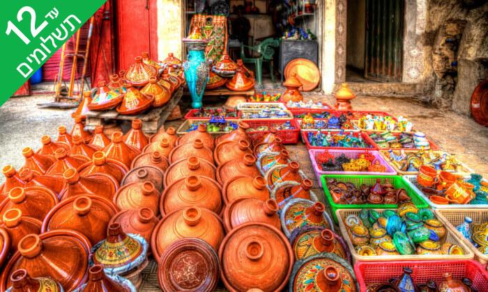7 מאורגן 13 ימים במרוקו: מסע אל בירות מרוקו בין הרי הטודרה ומדבר הסהרה