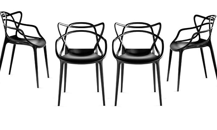 4 כיסא פינת אוכל מדגם C36
