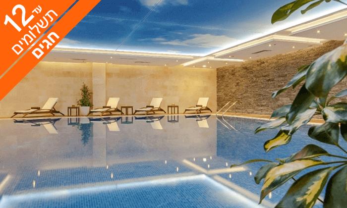 7 חופשה בוורנה - שופינג, קזינו ומלון International המפנק, כולל חגים