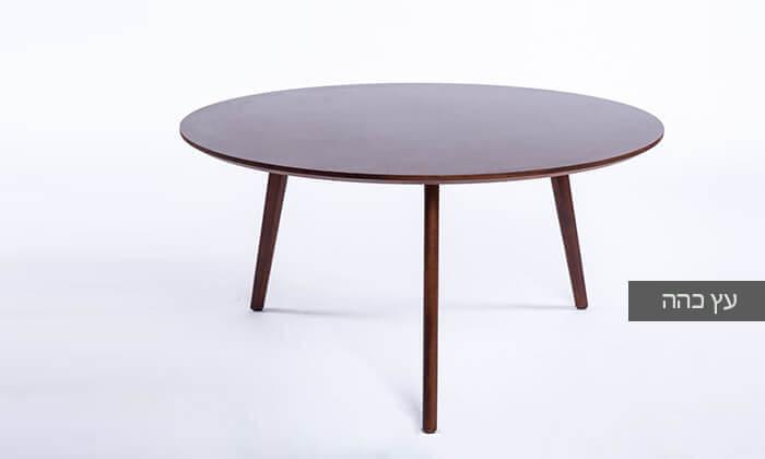 5 שולחן סלון עגול דגם 6807