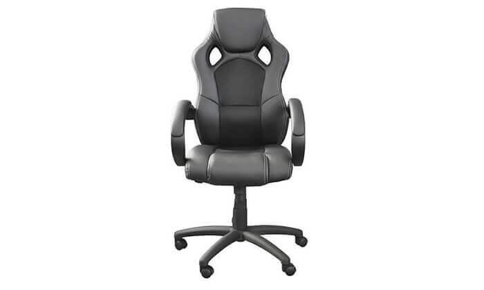 4 כיסא גיימינג אורתופדי מדגם C588
