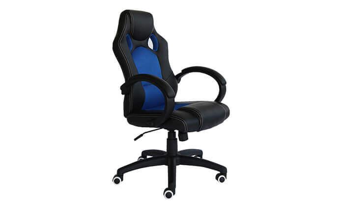 5 כיסא גיימינג אורתופדי מדגם C588