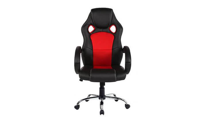 6 כיסא גיימינג אורתופדי מדגם C588