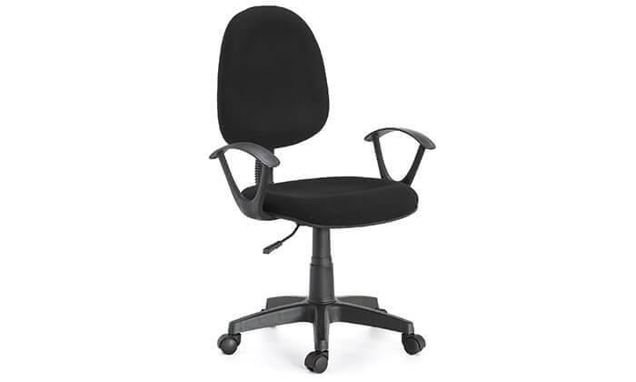 6 כיסא תלמיד מרופד מדגם R131