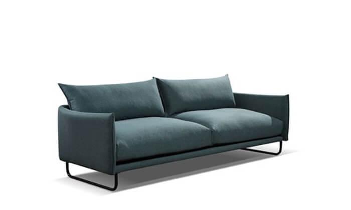 4 ביתילי: ספה דו-מושבית דגם מלאני