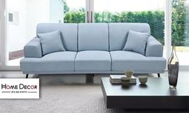 ספה תלת-מושבית HOME DECOR