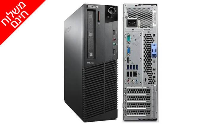 3 מחשב נייח LENOVO עם מעבד i5 - משלוח חינם