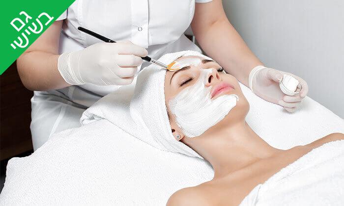 3 טיפולי פנים בקליניקת Ninet Oren - Making Beauty, אשדוד