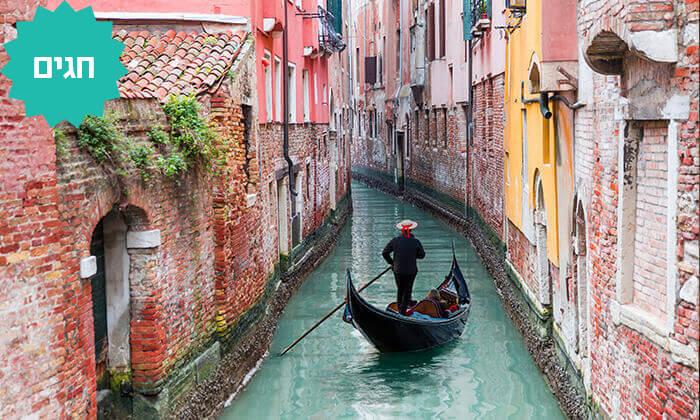 3 צפון איטליה לדוברי רוסית - טיול מאורגן כולל חגים
