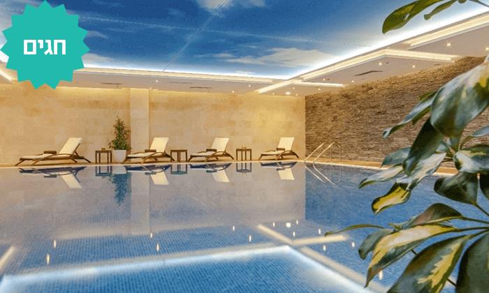 7 חבילת נופש לוורנה - מלון 5* International