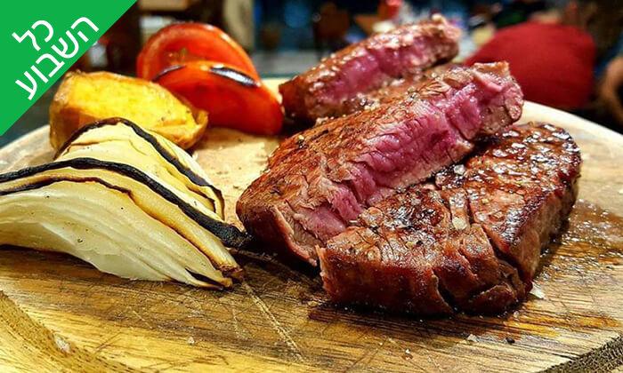 7 ארוחת בשרים זוגית במסעדת אבו חילווה, יפו