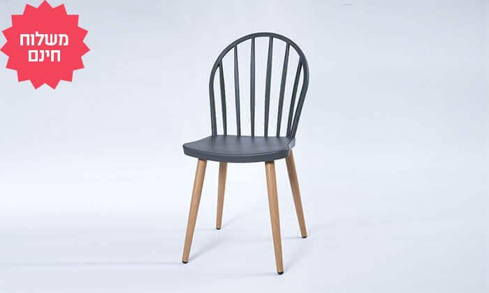 3 כיסא פינת אוכל | משלוח חינם