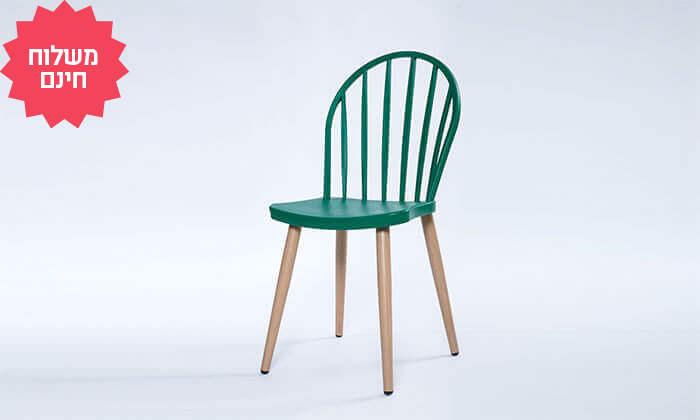 4 כיסא פינת אוכל | משלוח חינם