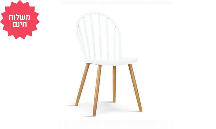 5 כיסא פינת אוכל | משלוח חינם